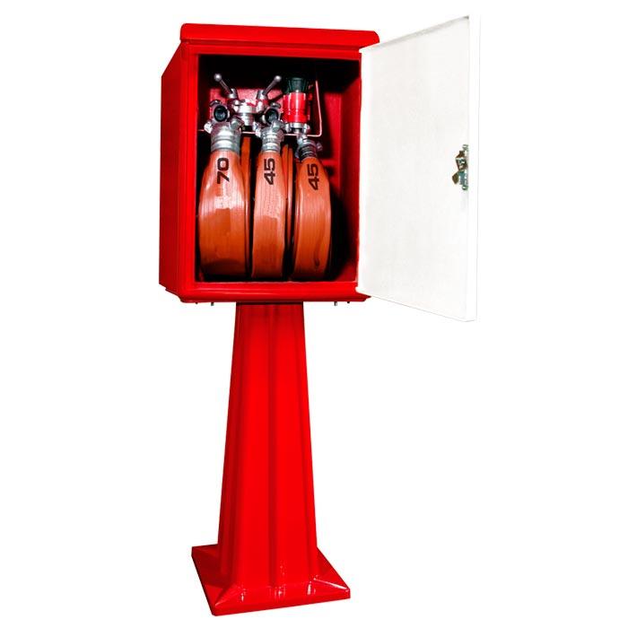 Cabinas de dotación para hidrantes