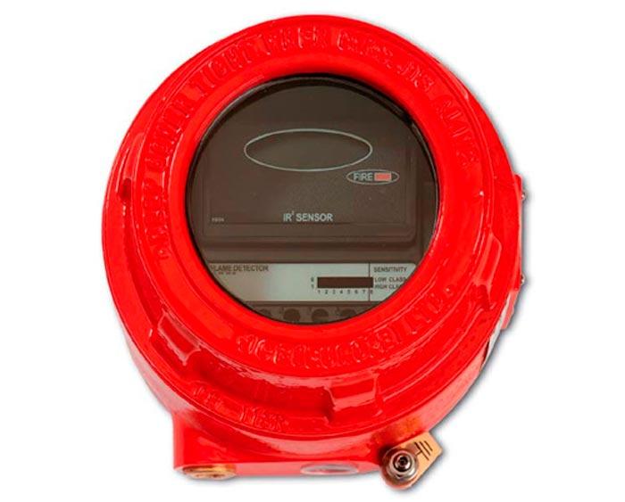 Sistema de detección de llama