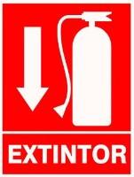 signo de extintores